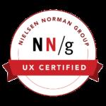 UX Certified Badge